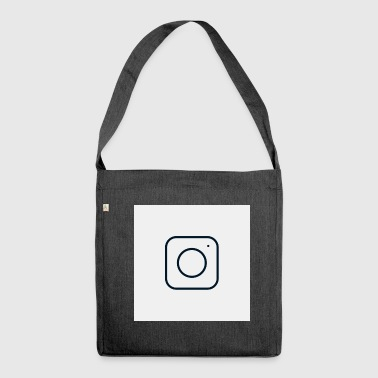 instagram - Shoulder Bag made from recycled material