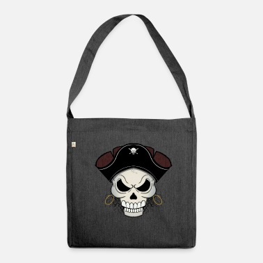 Jolly Roger Jolly Roger - Borsa in materiale riciclato