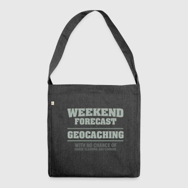 Geocaching - Borsa in materiale riciclato