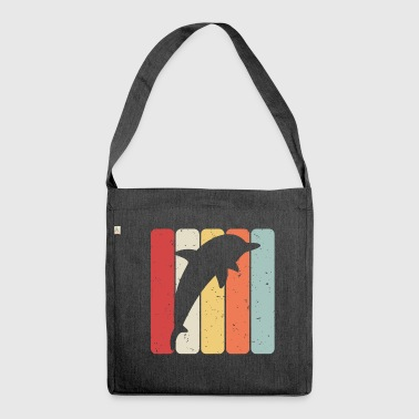 Dolphin - Dolphin - Shoulder Bag made from recycled material
