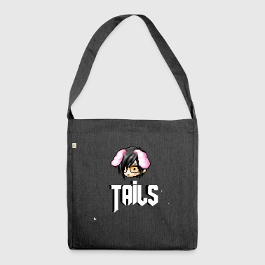 Tails Phone - Shoulder Bag made from recycled material