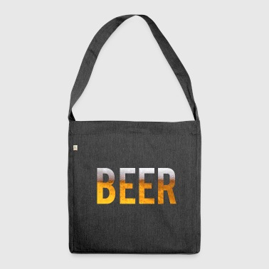 Gustoso Birra gustosa! - Borsa in materiale riciclato