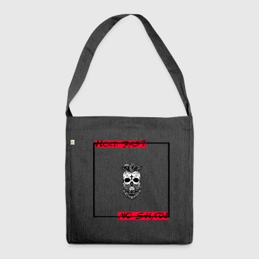 hold fast red - Schultertasche aus Recycling-Material