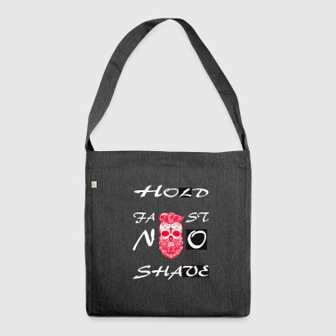 hold fast - Schultertasche aus Recycling-Material