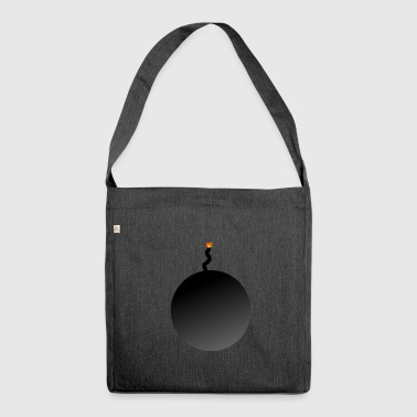 bomb - Shoulder Bag made from recycled material