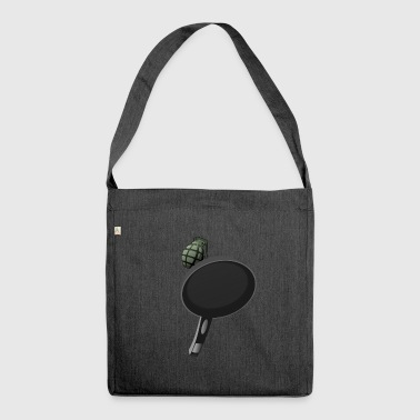PUB - Shoulder Bag made from recycled material