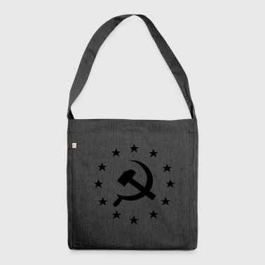 Socialist Communist Europe - Shoulder Bag made from recycled material