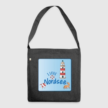 North Sea - Shoulder Bag made from recycled material