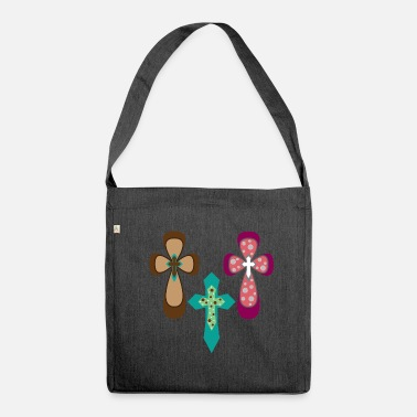 Collections Christentum Collection - Schultertasche aus Recycling-Material