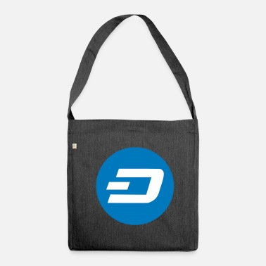 Dash Crypto Dash. - Shoulder Bag recycled