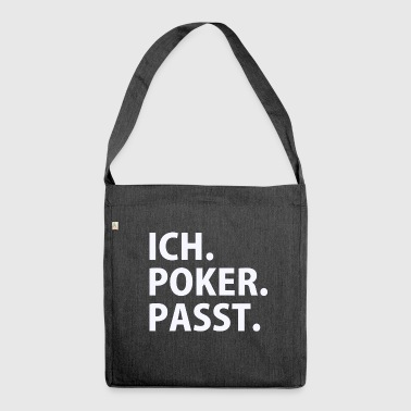 Holdem Poker Texas Holdem Poker Face Gift Tshirt - Shoulder Bag made from recycled material