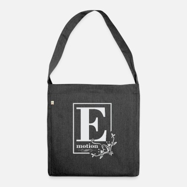 Emotion emotion - Shoulder Bag recycled