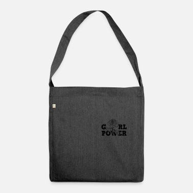 Feminist Feminist feminism feminist - Shoulder Bag made from recycled material