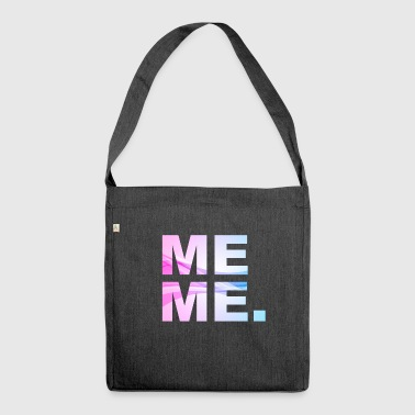 MEME. - Shoulder Bag made from recycled material