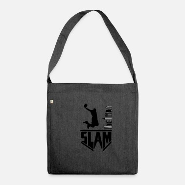 Slam Dunk Basketball Slam Dunk City - Shoulder Bag made from recycled material