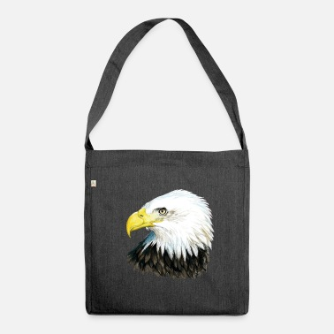 Bald Eagle Bald Eagle - Shoulder Bag made from recycled material