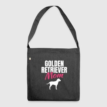 Golden Retriever Golden retriever - Borsa in materiale riciclato