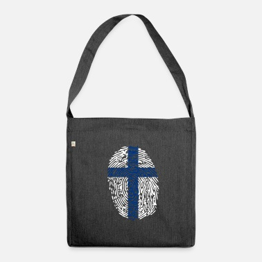 Scandinavia Scandinavia - Shoulder Bag made from recycled material