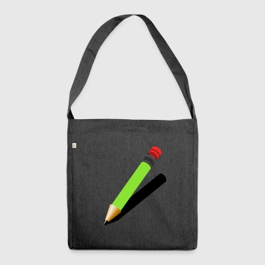 Pen pen - Shoulder Bag made from recycled material