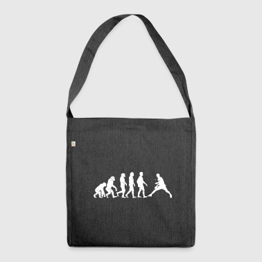 Pingpong Evolution Pingpong - Schultertasche aus Recycling-Material