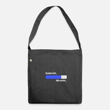 Loading reaction - Shoulder Bag recycled