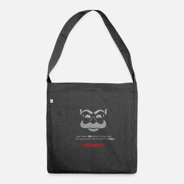 Series Mr Robot - Fsociety - Shoulder Bag recycled