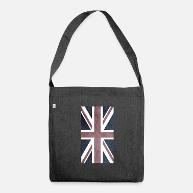 Jack union jack - Shoulder Bag made from recycled material