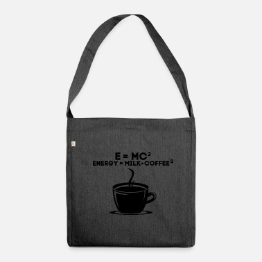 Mc E = MC² - Borsa in materiale riciclato