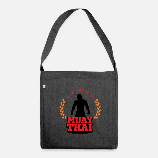 Martial Arts Bags & Backpacks - Sports - Shoulder Bag recycled heather black