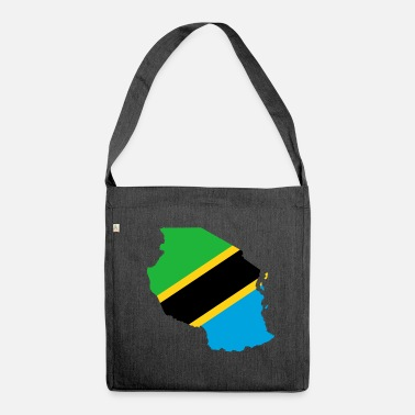 Tanzania tanzania collection - Shoulder Bag made from recycled material