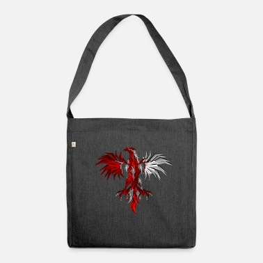 Parete red & parete - Borsa in materiale riciclato