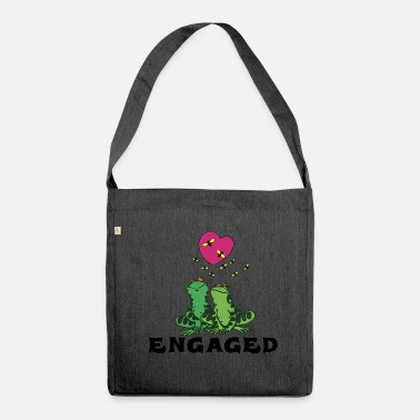 Im Engaged Engaged - Shoulder Bag recycled