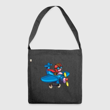 pilot - Shoulder Bag made from recycled material