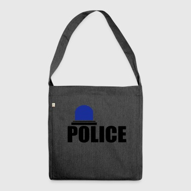 police - Shoulder Bag made from recycled material