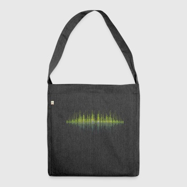 Equalizer - Schultertasche aus Recycling-Material