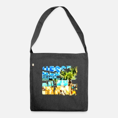 Hessen HESSEN at the BEACH - Shoulder Bag made from recycled material