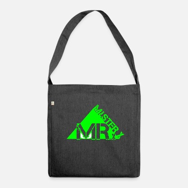 Fichissimo MR-X_PNG_verde - Borsa in materiale riciclato