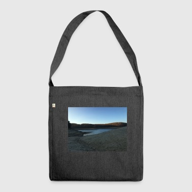 LAKE - Shoulder Bag made from recycled material