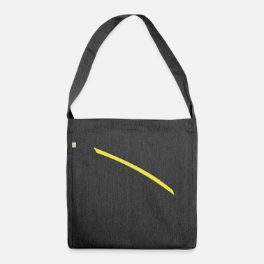 Dash Dash yellow - Shoulder Bag made from recycled material