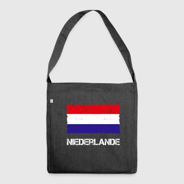 Netherlands - Shoulder Bag made from recycled material