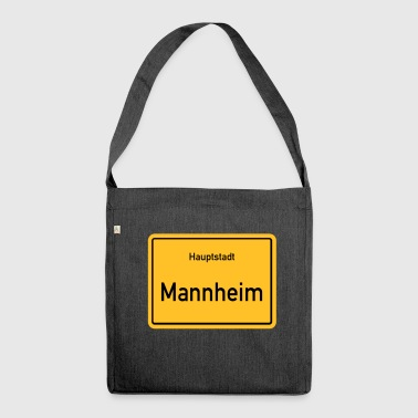 Capital Mannheim - Shoulder Bag made from recycled material