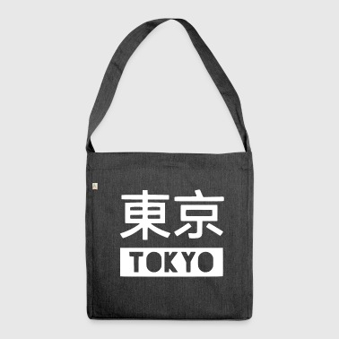 tokyo tokyo - Shoulder Bag made from recycled material