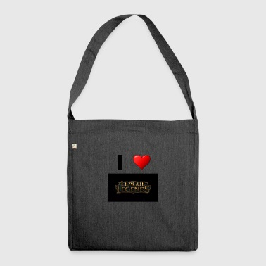 League of Legend Gioco idea regalo d'amore - Borsa in materiale riciclato