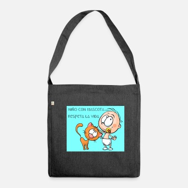 Mascot CHILD AND MASCOT - Shoulder Bag made from recycled material