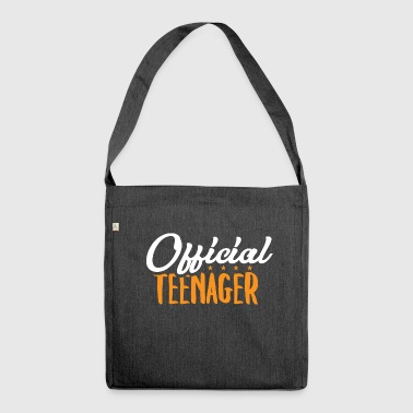 Official Teen - Teens Teen Teen Gift - Shoulder Bag made from recycled material
