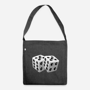 Roll The Dice roll the dice - Shoulder Bag recycled