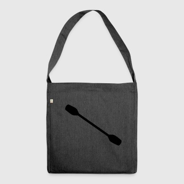 Paddle paddle - Shoulder Bag made from recycled material