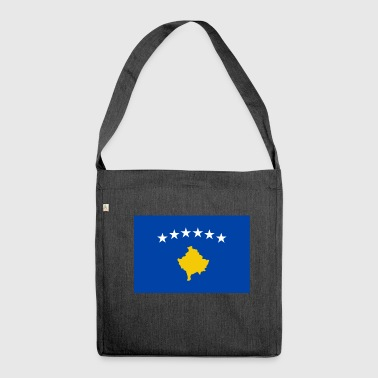 Kosovo - Shoulder Bag made from recycled material