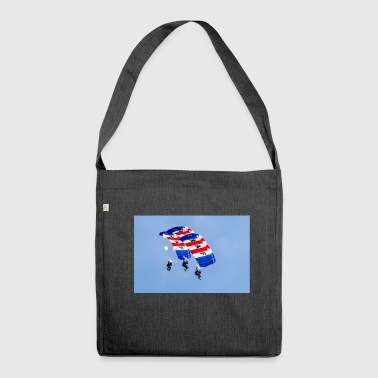 Royal Air Force Falcons Parachute Display Team - Shoulder Bag made from recycled material