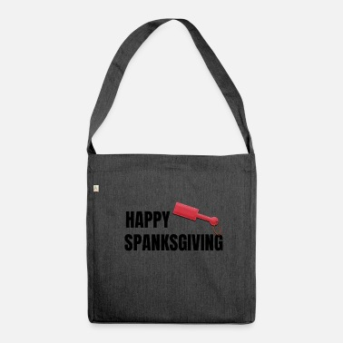 Spanking Happy Spanking! - Shoulder Bag recycled